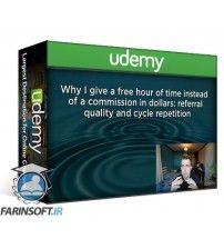 آموزش Udemy Starting Running and Growing a Web Design Business