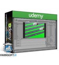 دانلود آموزش Udemy Unity 3D 2016 – Build  program & publish Crossy Road game