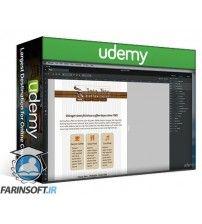 آموزش Udemy Build Responsive Web Designs With No Code Using Macaw
