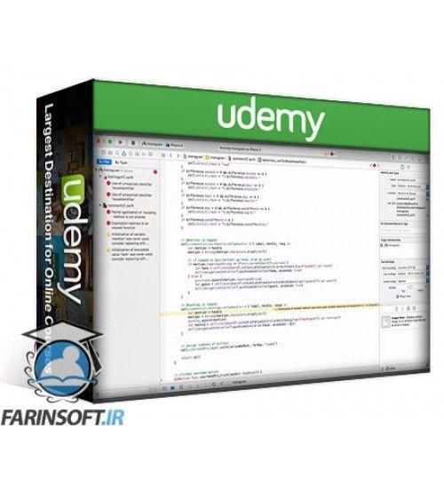 آموزش Udemy Create FULL INSTAGRAM App with Swift and Xcode