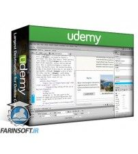 آموزش Udemy Adobe Dreamweaver CC Learn By Video