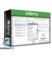 آموزش Udemy Effective use of Outlook 2013