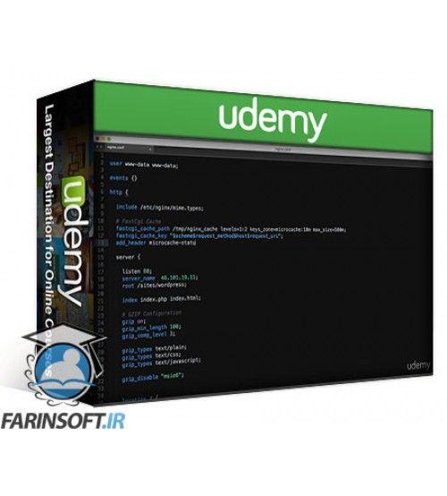 آموزش Udemy Nginx Fundamentals: High Performance Servers from Scratch