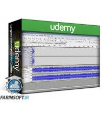 آموزش Udemy Podcast University: Learn to Create Podcasts with Audacity