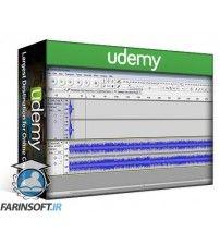 آموزش Udemy Podcast University: Learn to Create Podcasts with Audacity