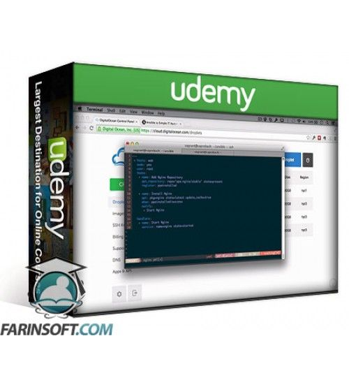 آموزش Udemy Servers For Hackers with Chris Fidao