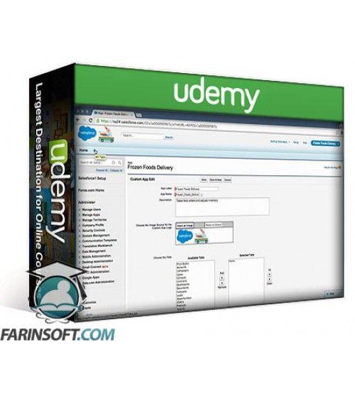 آموزش Udemy Become a SalesForce Consultant