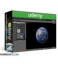 آموزش Udemy Creating Modular Planets in Unreal Engine 4