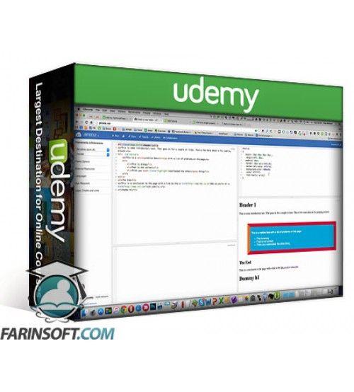 آموزش Udemy CSS for OptimizePress 2