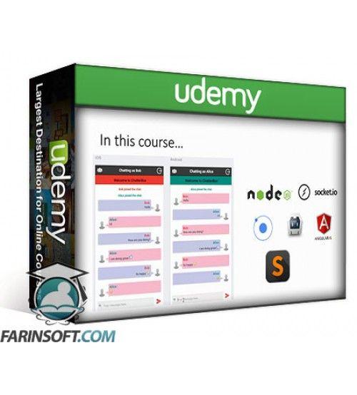 آموزش Udemy Ionic Framework JumpStart