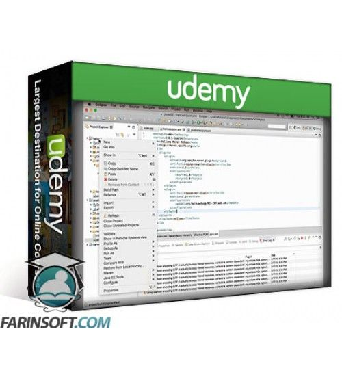 آموزش Udemy Java Web Services