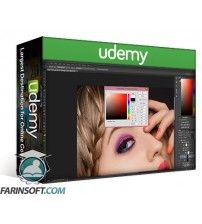 آموزش Udemy Learn Advanced High End Beauty Retouching in Photoshop