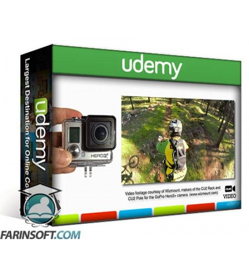 آموزش Udemy Using Your GoPro Hero 3