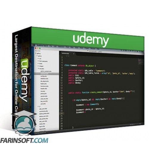 آموزش Udemy PHP OOP: Object Oriented Programming for beginners