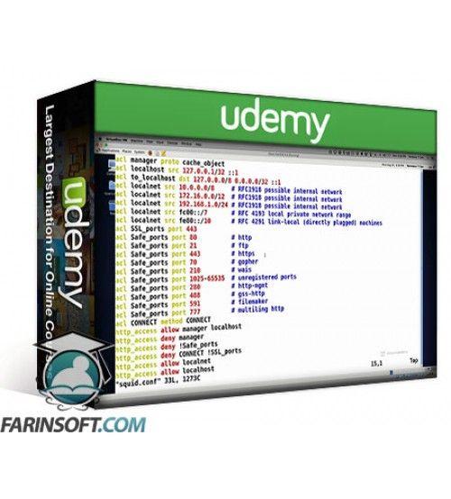 آموزش Udemy Linux Academy – Linux Foundation Certified Systems Engineer
