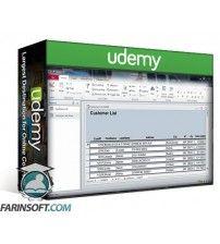 آموزش Udemy Microsoft Access VBA for Non Programmers-Learn VBA Now