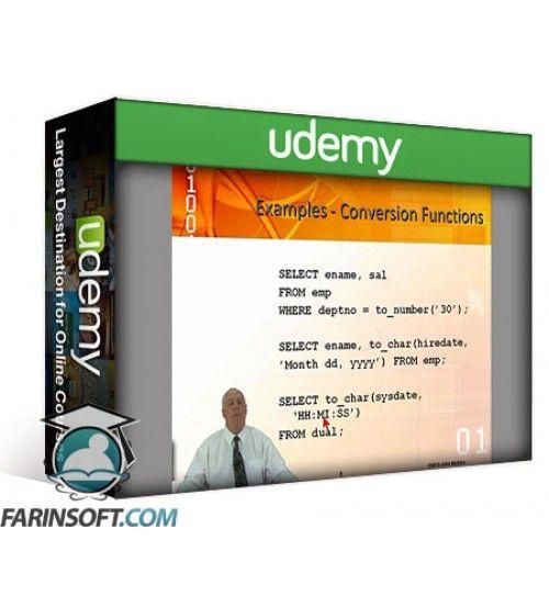 آموزش Udemy Oracle SQL 12c : Become an SQL Developer