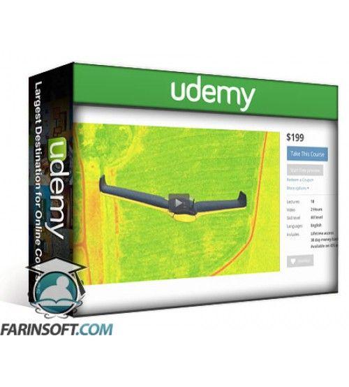 آموزش Udemy UAV Drones: Precision Agriculture
