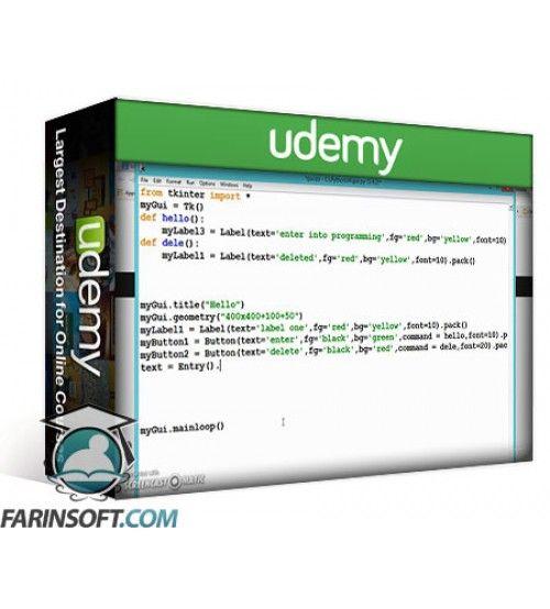 آموزش Udemy Python Programming 3-4-2