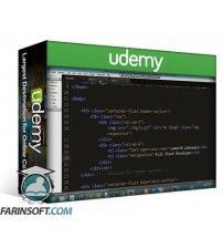 دانلود آموزش Udemy Building a Portfolio in 90 minutes – HTML, CSS, Js