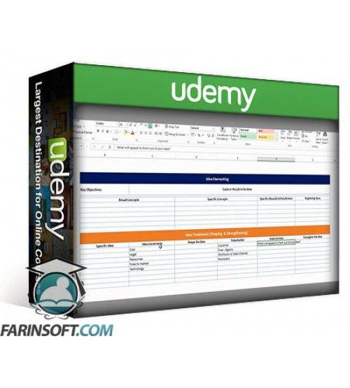 آموزش Udemy 9 Steps To Build A Successful Product From Ideas