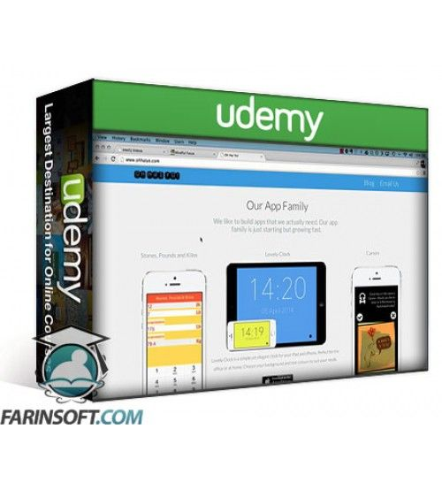 آموزش Udemy Business Website for Beginners and Solopreneurs