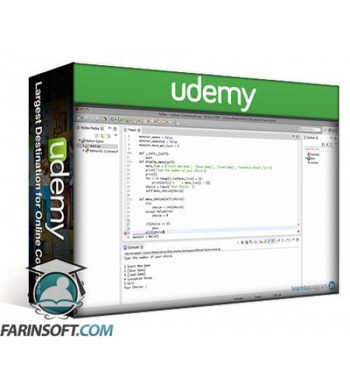آموزش Udemy Game Development Fundamentals with Python