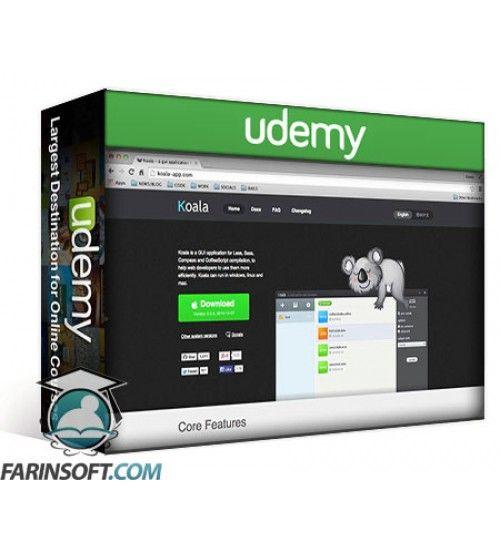 آموزش Udemy Getting Started with LESS - Beginner Crash Course