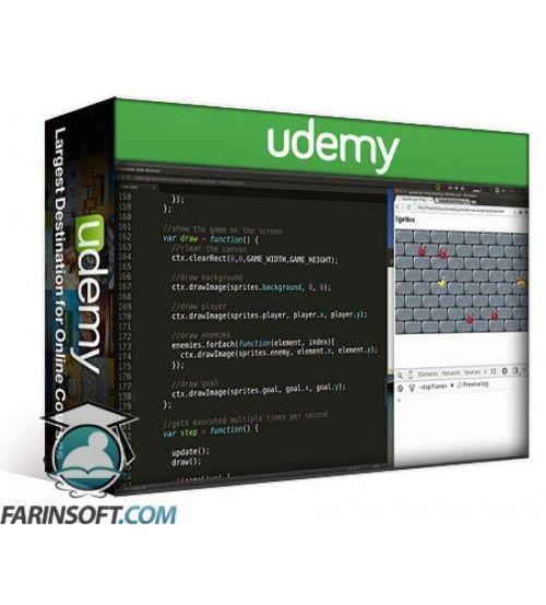 آموزش Udemy Comprehensive JavaScript Programming