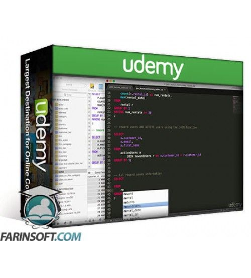 آموزش Udemy SQL for Newbs: Beginner Data Analysis