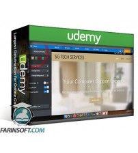 آموزش Udemy Build a Professional Business Website Using Weebly