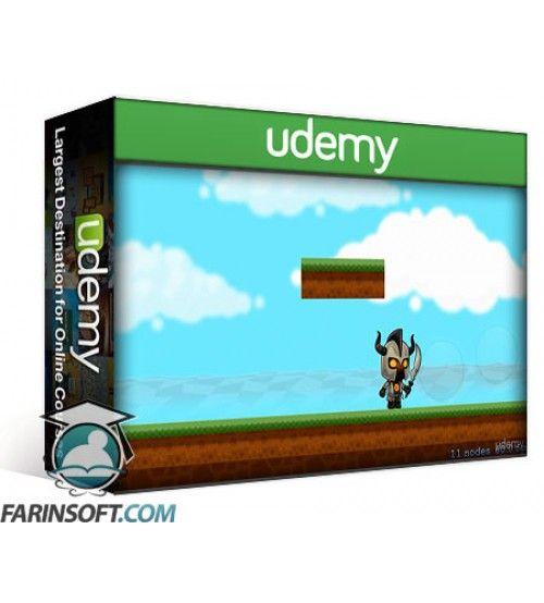 آموزش Udemy iOS Control Systems with Swift 2 or 1.2 and Sprite Kit