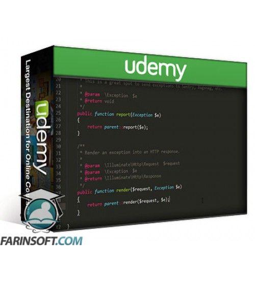 آموزش Udemy Learn Laravel 5 : Be a Web Professional on PHP/Laravel