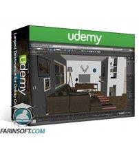 آموزش Udemy Learn Architectural Visualization: 3ds Max V-ray Autocad