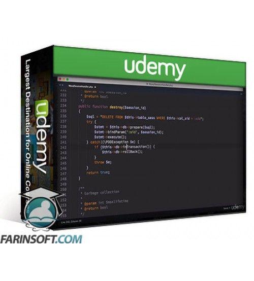 آموزش Udemy Everything About PHP Sessions