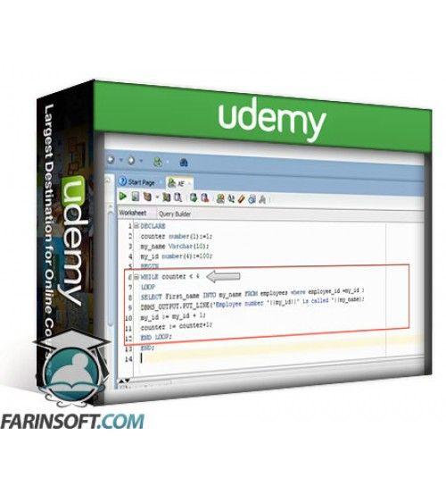 آموزش Udemy Oracle PLSQL Essential Training