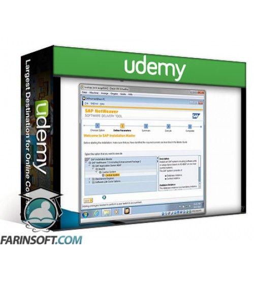 آموزش Udemy Local SAP: How To Install Your Own Local SAP Trial System