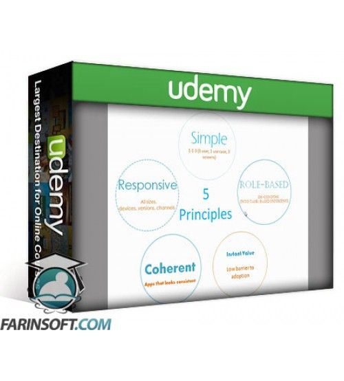 آموزش Udemy SAP - SAPUI5 Fiori and new UX - Getting Started