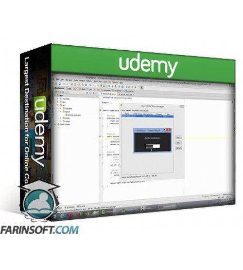 آموزش Udemy Android - Create A BlogReader App with Android and WordPress
