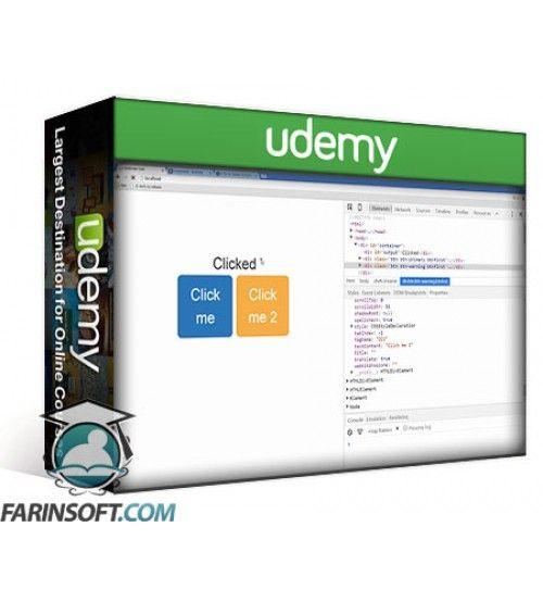 آموزش Udemy JavaScript Rockstar How to create Incredible Useful code