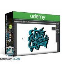 آموزش Udemy Typographic Logos: Typography and Lettering for Logo Design