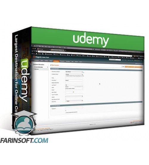 آموزش Udemy Magento Essentials