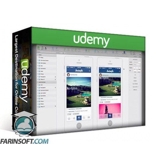 آموزش Udemy Mobile App Design from Scratch: Design Principles and UX