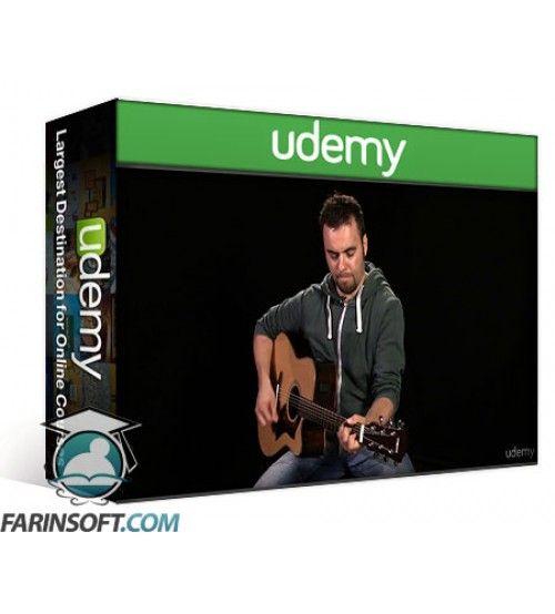 آموزش Udemy Getting Started on the Acoustic Guitar - فرین سافت