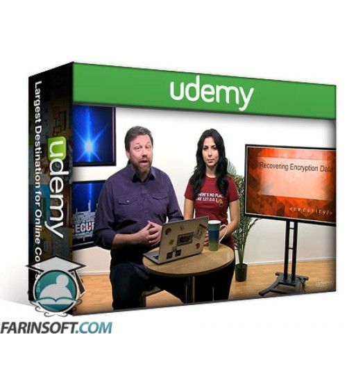 آموزش Udemy IT Security Fundamentals: CompTIA Security+ 2015