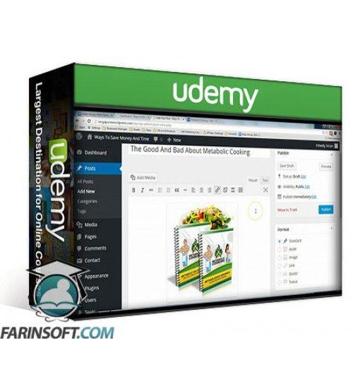 آموزش Udemy Make Money With ClickBank Using Free Advertising Methods