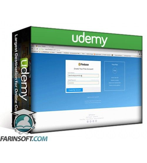 آموزش Udemy AngularJS for the Real World - Learn by creating a WebApp