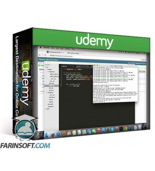 آموزش Udemy Learn Python and Django: Payment Processing
