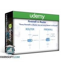 آموزش Udemy Pfsense Beginners Turn Ordinary Pc Into Enterprise Firewall