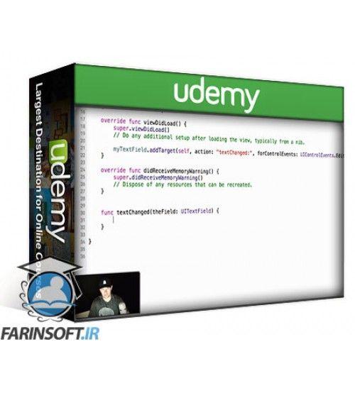 آموزش Udemy Apple TV App Development for tvOS